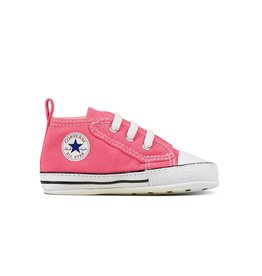 CONVERSE CHUCK TAYLOR FIRST STAR EASY SLIP HI PINK POW C712PP-857429C