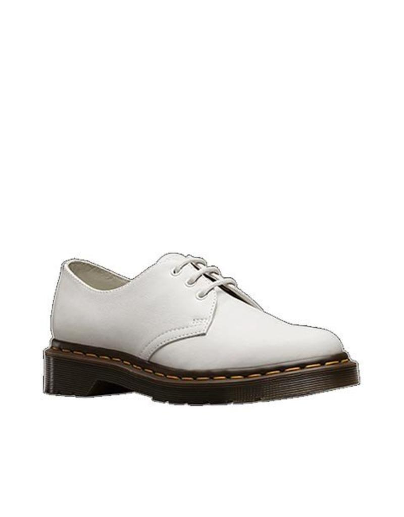 DR. MARTENS 1461W WHITE SMOOTH