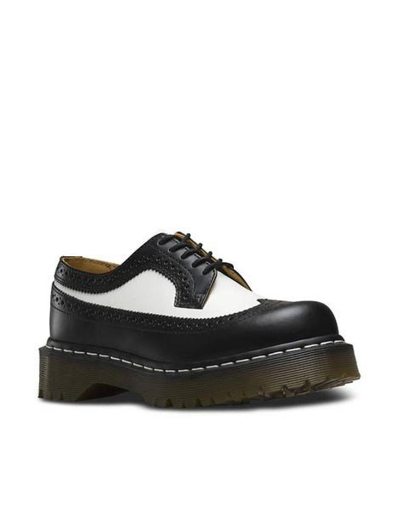 DR. MARTENS 3989 BLACK&WHITE SMOOTH 500BW-R398996019