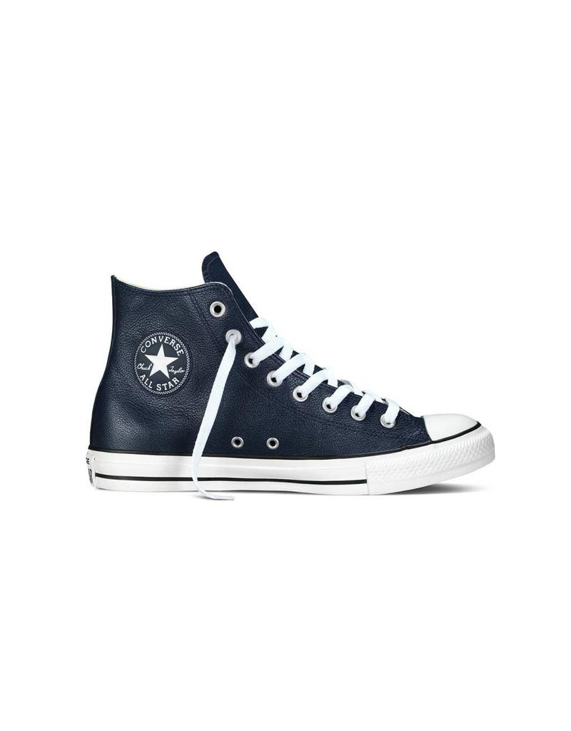 CONVERSE CHUCK TAYLOR HIGHT NIGHTTIME NAVY BLACK LEATHER CC15NN-149490C