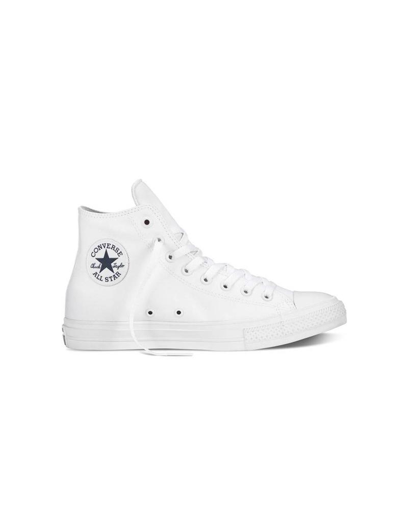 CONVERSE Chuck Taylor II HI WHITE WHITE NAVY CT2HW-150148C