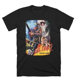 Evil Dead 2 Thai Poster Shirt