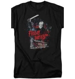 Friday the 13th Machete Shirt