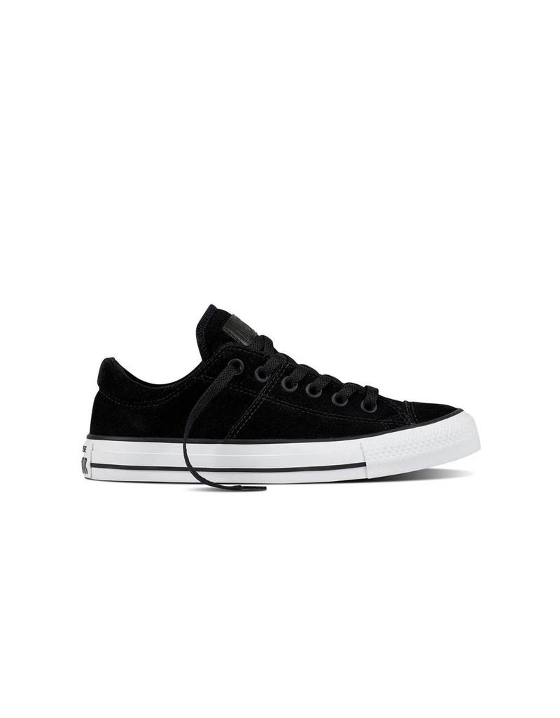 CONVERSE CHUCK TAYLOR MADISON OX BLACK/BLACK/WHITE CS11B-557978C