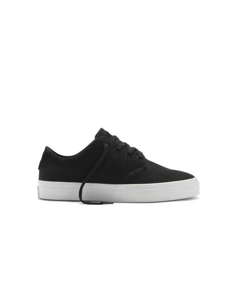 CONVERSE CONS ZAKIM CANVAS OX BLACK/BLACK/RED C686ZAB-153720C