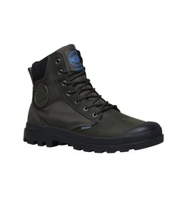 PALLADIUM PAMPA SPORT CUFF WPN ARMY GREEN/BLACK P2AG-73234-312