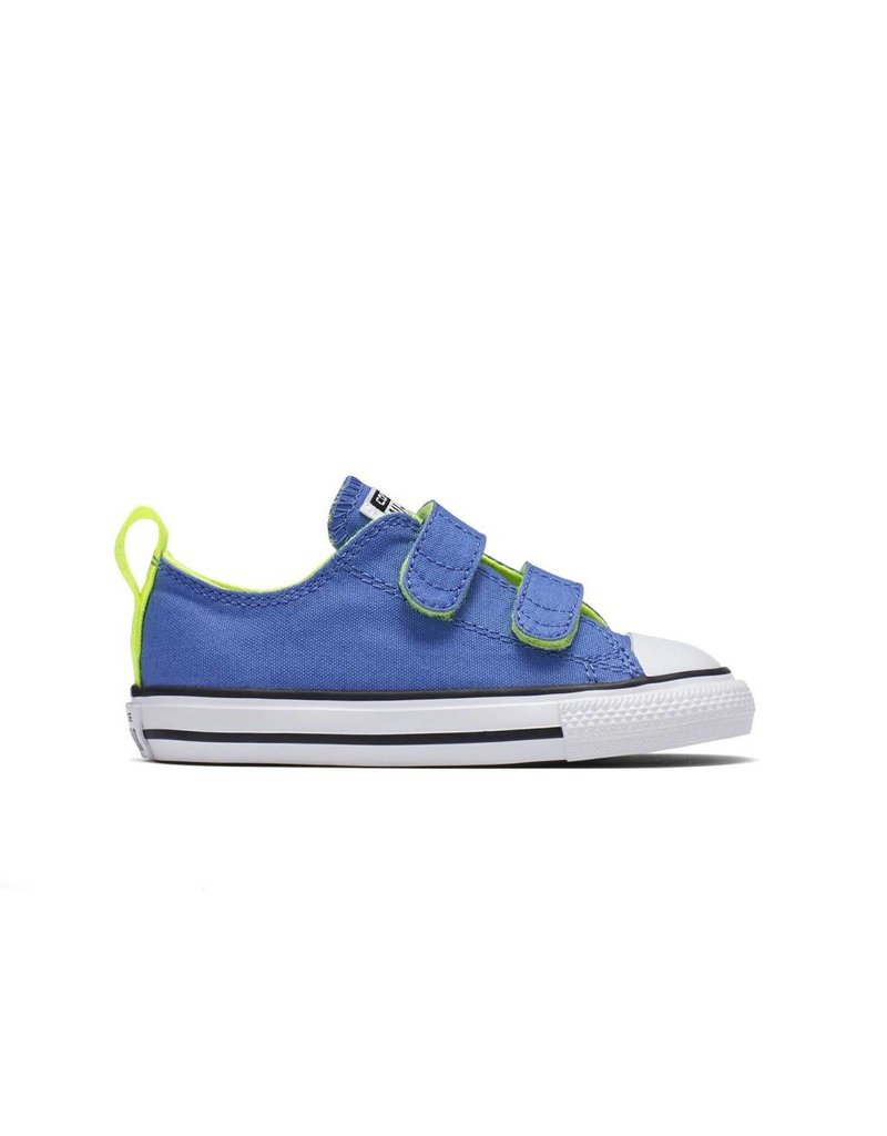 CONVERSE CHUCK TAYLOR 2V OX OXYGEN BLUE/VOLT/WHITE CPVOX-754285C