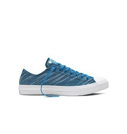 557cb064f58e CONVERSE Chuck Taylor All Star II OX ROADTRIP BLUE WHITE NAVY CT2LRB-151092C