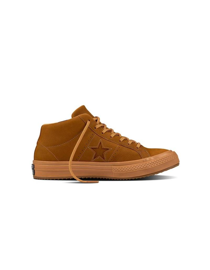 CONVERSE ONE STAR MID RAW SUGAR/RAW SUGAR CC787MSU-158834C