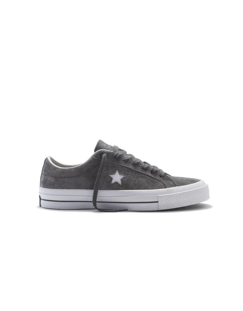 CONVERSE ONE STAR SUEDE OX THUNDER/WHITE/WHITE CS686TH-153962C