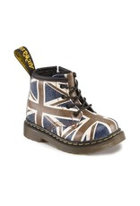DR. MARTENS BROOKLEE B INFANTS UNION JACK Y400UJ-R15933220