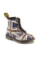 DR. MARTENS BROOKLEE INFANTS CLASSIC UNION JACK SOFTY Y815UJ-R15373220