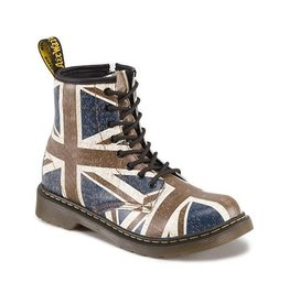 DR. MARTENS DELANEY JUNIORS UNION JACK SOFTY Y815JUJ-R15382220