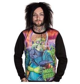 KREEPSVILLE 666 - Mars Attack Sweatshirt