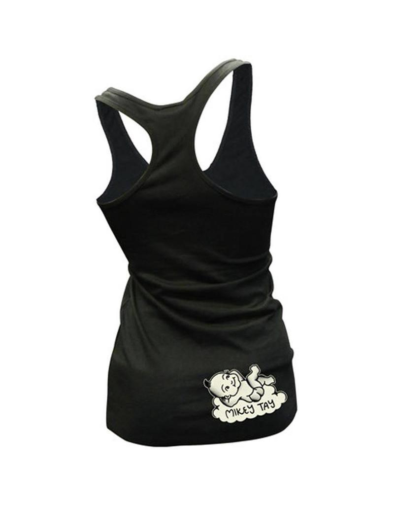 CARTEL INK CARTEL INK - Kewpie Racerback Tank