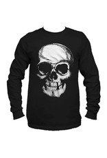 CARTEL INK - Black Sweatshirt/Skull