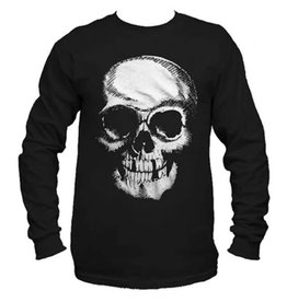 CARTEL INK - Black Sweatshirt/Skull