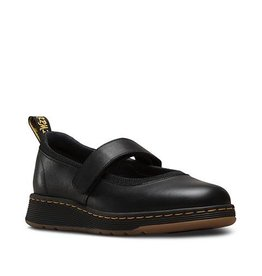 DR. MARTENS ASKINS BLACK TEMPERLEY+SPORTS SPACER MESH M96B-R22624001
