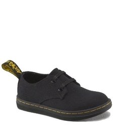 DR. MARTENS KACY INFANTS BLACK CANVAS Y229B-R16221001