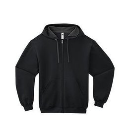 FRUIT OF THE LOOM - Sofspun Full Zip Hooded Sweatshirt (NEW)