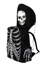 BANNED Banned Skeleton Backpack + Cap