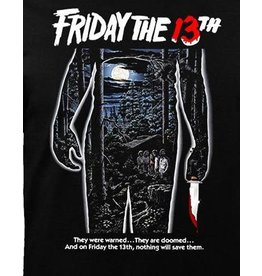 Friday the 13th Silhouette Shirt