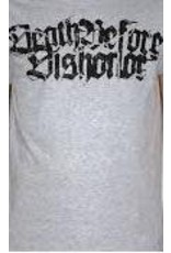 Death Before Dishonor Logo Shirt