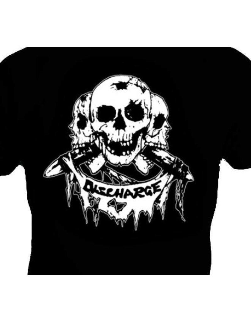Discharge Skull Shirt