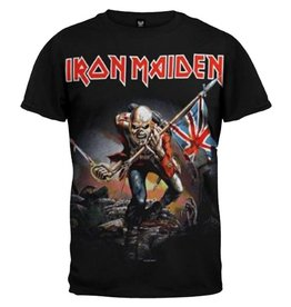 Iron Maiden Classic Trooper Shirt