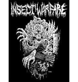 Insect Warfare Skull Hands Shirt