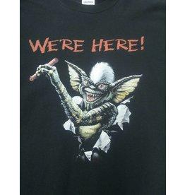 Gremlins We`re Here Shirt