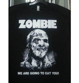 Zombie B/W Shirt