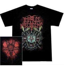 Impaled Nazarene 1990-2012 Shirt Small