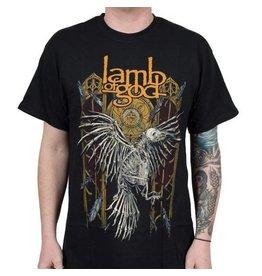 Lamb of God Crow Shirt