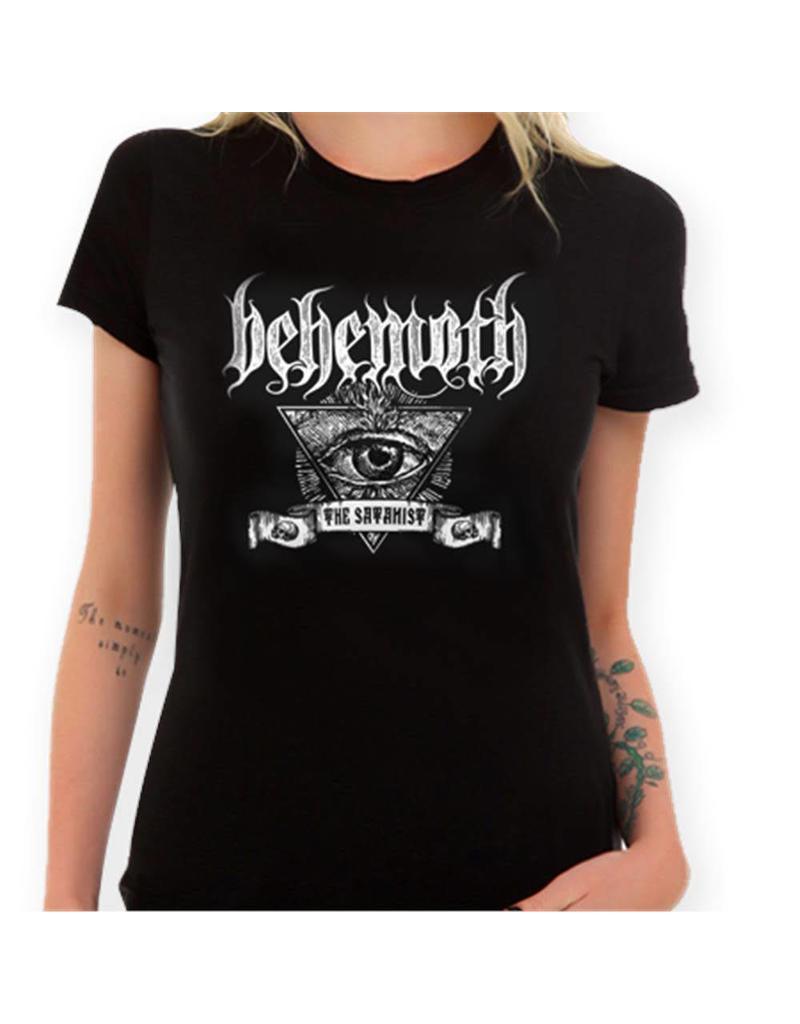 Behemoth The Satanist Tiny (Womens)