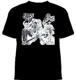 Chaos UK Band Cartoon Tiny (Womens)
