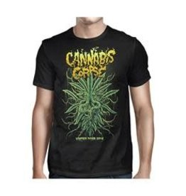 Cannabis Corpse Winter Tour Shirt