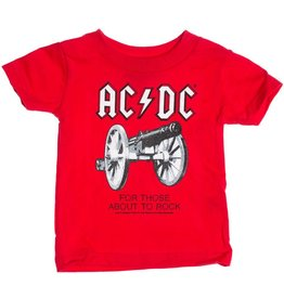 "SOURPUSS - Tee AC/DC ""For Those About To Rock"""