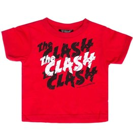 SOURPUSS SOURPUSS - Tee The Clash Red