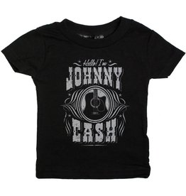 "SOURPUSS - Tee ""Hello! I'm Johnny Cash"""