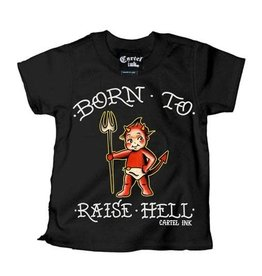 CARTEL INK CARTEL INK - Born To Raise Hell Tee