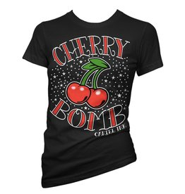 CARTEL INK CARTEL INK - Tee Cherry Bomb