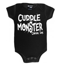 CARTEL INK - One-piece Cuddle Monster