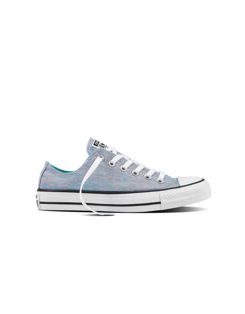 CONVERSE CHUCK TAYLOR OX LIGHT AQUA/BLACK/WHITE C11JEA-557963C