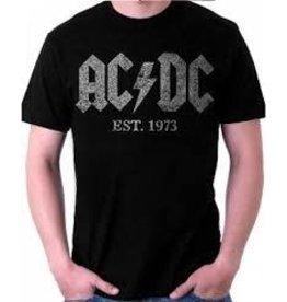 ACDC Est. 1973 Shirt