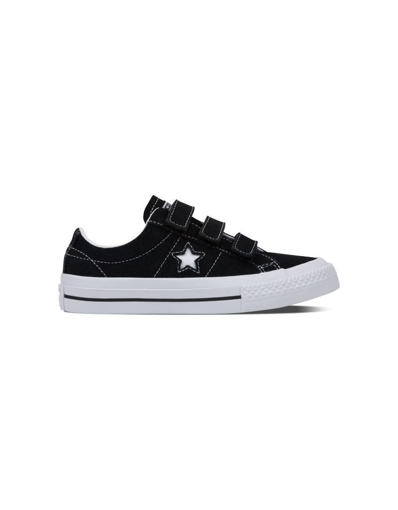 CONVERSE ONE STAR 3V OX BLACK/WHITE/BLACK CWVOB-656131C