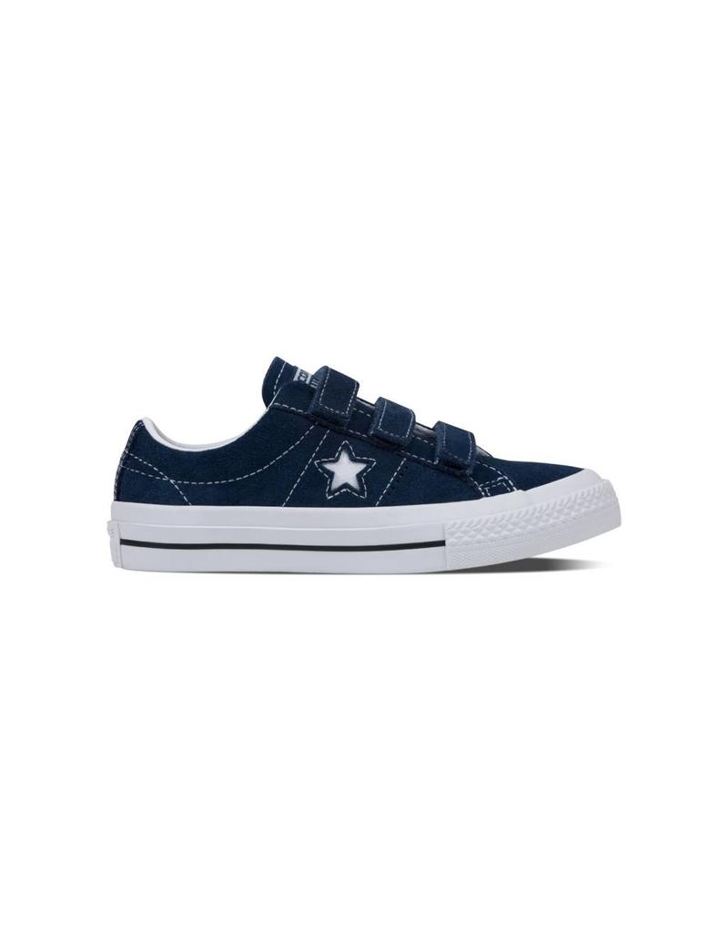 CONVERSE ONE STAR 3V OX NAVY/WHITE/BLACK CWVON-656132C
