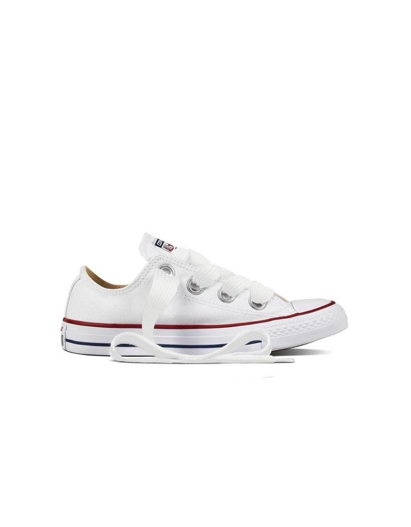 CONVERSE CHUCK TAYLOR BIG EYELETS OX WHITE/INSIGNIA BLUE C12LOP-559935C
