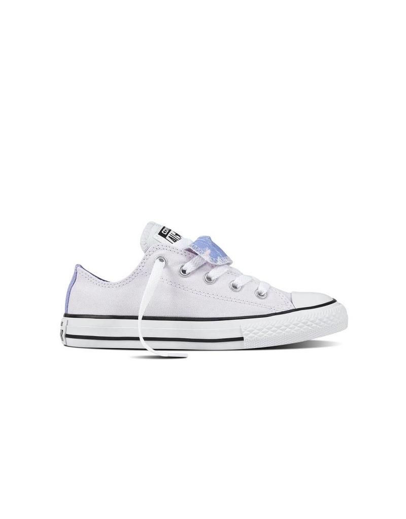 CONVERSE CHUCK TAYLOR DOUBLE TONGUE OX BARELY GRAPE CYDB-660029C