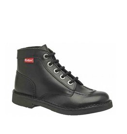 KICKERS KICK COL PERM BLACK K85B